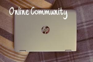 online community title