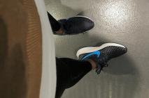 New kicks always motivate, right?